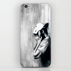 No One Will Know Who You Are iPhone & iPod Skin