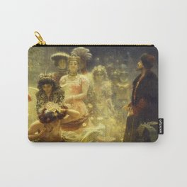 Sadko by Ilya Repin, 1876 Carry-All Pouch