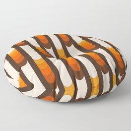Golden Cue Floor Pillow