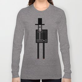 Ghost Cowboy Long Sleeve T-shirt