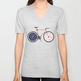 Bike America Unisex V-Neck