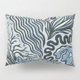 OCEAN CRUST Pillow Sham