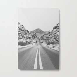 ROAD TRIP / Valley of Fire, Nevada Metal Print