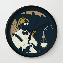 Junction Fae — Alchemist Wall Clock