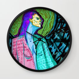 joanne Wall Clock