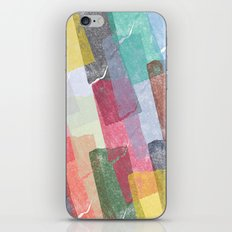 Abstract pattern 12 iPhone & iPod Skin