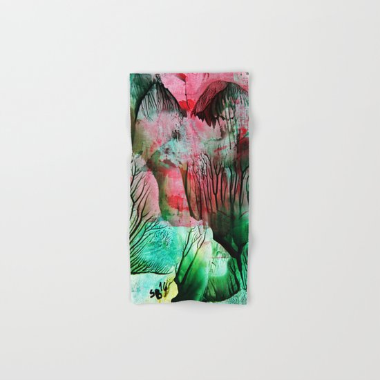 CherryBlossom Hand & Bath Towel