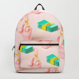 Fuck the Money :) Backpack