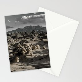 Goblin Valley and the Henry Mountains - Utah Stationery Cards