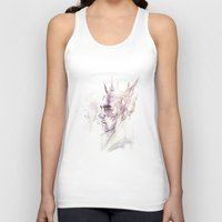 thranduil Tank Tops featuring Thranduil by Caeruls