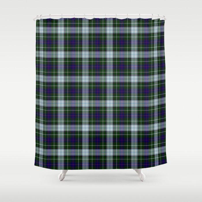 Clan MacKenzie Tartan Shower Curtain