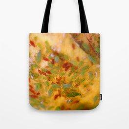 Aphids Infestation Tote Bag
