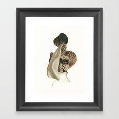 everyone's evolving Framed Art Print