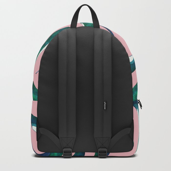 Green With Envy Backpack