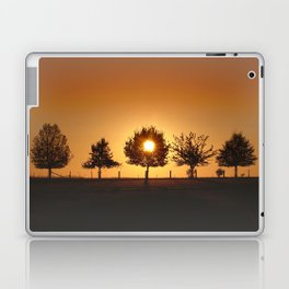 Beautiful Nature Panorama Laptop & iPad Skin