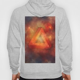 Impossible Triangle Hoody
