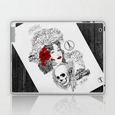 Peace & War Laptop & iPad Skin