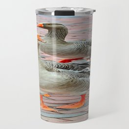 Chestertown ducks Travel Mug