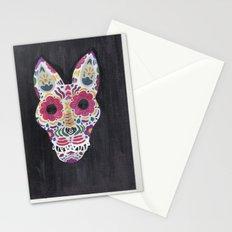 perro de los muertos Stationery Cards