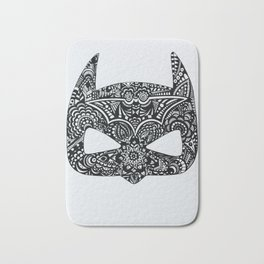FANCY Batmask Bath Mat