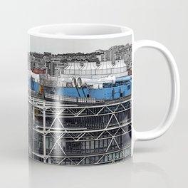 Paris Beaubourg Coffee Mug