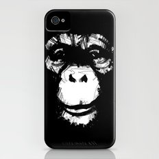 Everything's More Fun With Monkeys! iPhone (4, 4s) Slim Case