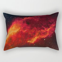 Nebula in Constellation Perseus Rectangular Pillow