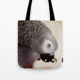 My Nose is Itchy Tote Bag