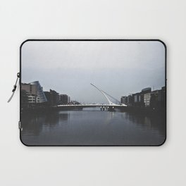 Samuel Beckett Bridge Laptop Sleeve