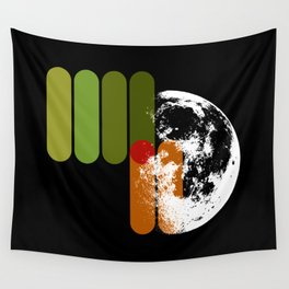 TRAPPIST-1 SYSTEM Wall Tapestry