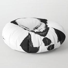 Keanu I Floor Pillow