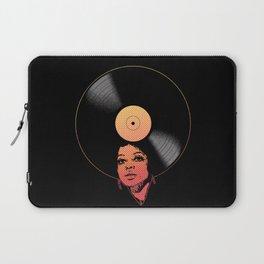 Afrovinyl (Beachbum) Laptop Sleeve