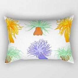 sea anemones Rectangular Pillow