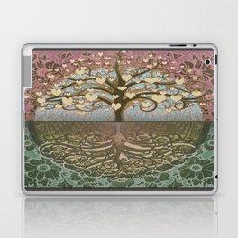 Tree of Life Heart 2 Laptop & iPad Skin