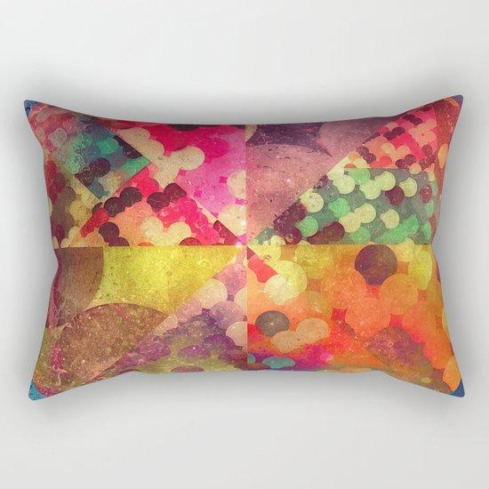 1 cyrc Rectangular Pillow