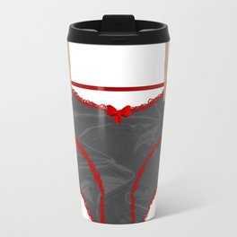 Washing Line Undies Travel Mug