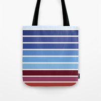 ponyo Tote Bags featuring The colors of - Ponyo by hyos