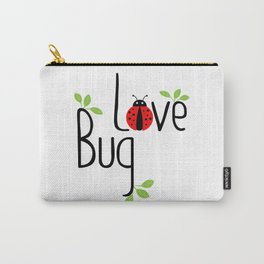 Love Bug Carry-All Pouch