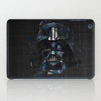 darth vader iPad Cases featuring Darth Vader by BarLevitsky