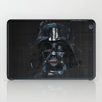 darth iPad Cases featuring Darth Vader by BarLevitsky