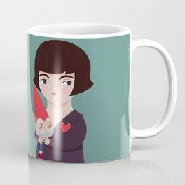 Amélie Poulain and the dwarf Coffee Mug