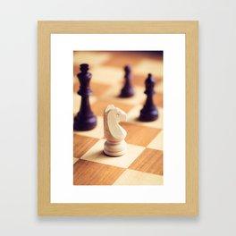 A Gift for the King Framed Art Print