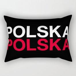 POLAND Rectangular Pillow