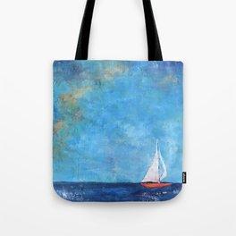 Nainy's Boat Tote Bag