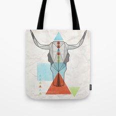 COW GEO Tote Bag