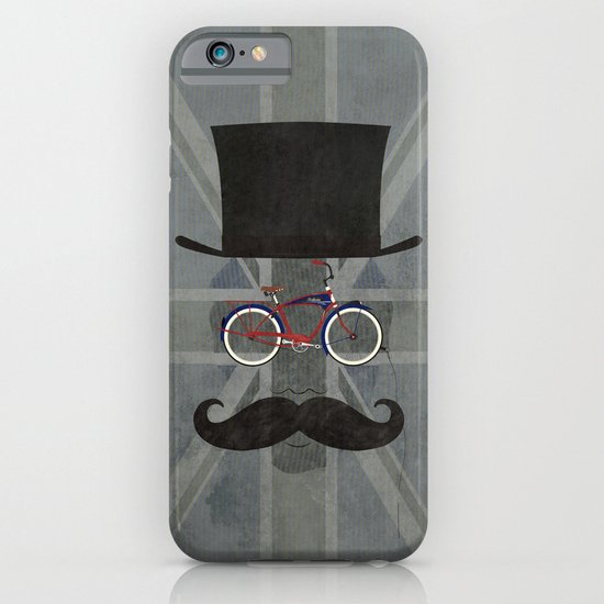 Bicycle Head iPhone & iPod Case