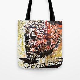 Maori Warrior 1 Tote Bag