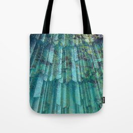 Underwater Reflection Tote Bag