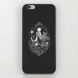 Tapelkap Dark iPhone Skin