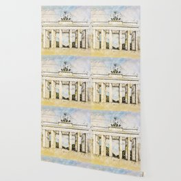 Brandenburg Gate, Berlin Germany Wallpaper